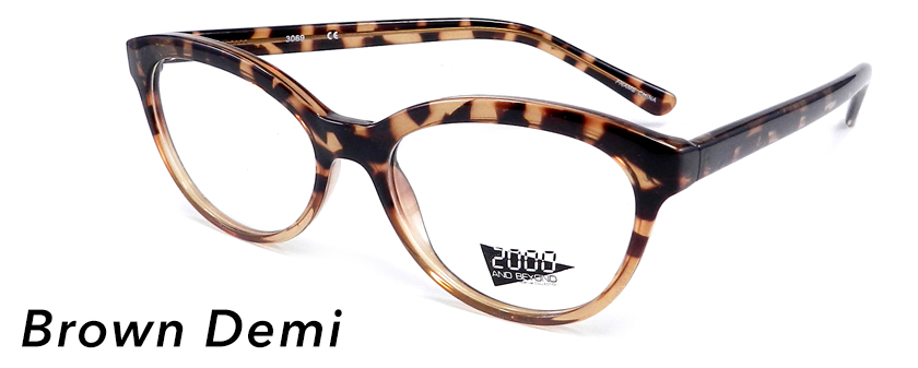 2000 and Beyond Collection by Smilen Eyewear