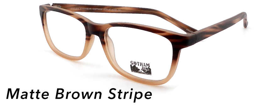 Gotham Premium Collection by Smilen Eyewear